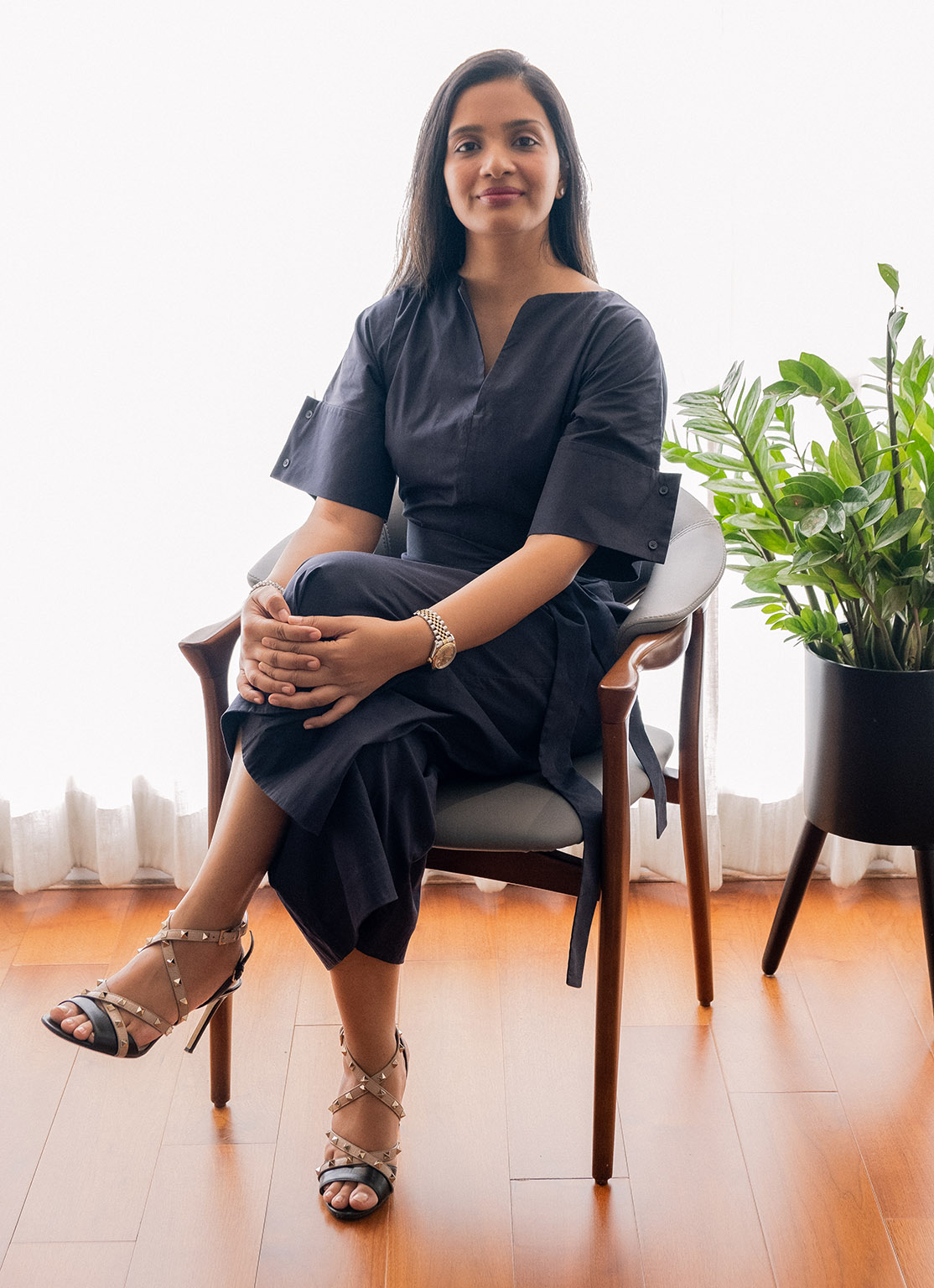 amisha kothari label about us meet the designer