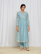 amisha-kothari-label-asma-kurta-set-BLUE-1