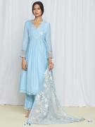 amisha-kothari-label-blue-bagh-dupatta-1