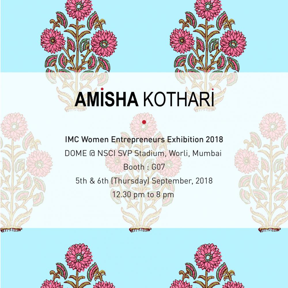 amisha kothari label exhibition