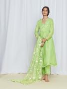 BaghDupatta Green