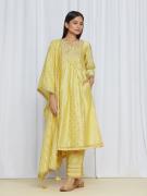 RoohiKurtaSet Yellow
