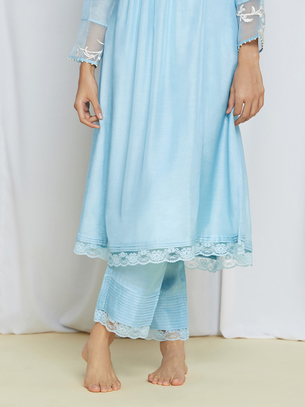 BaghDupatta Blue