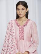 Pink kurta Set