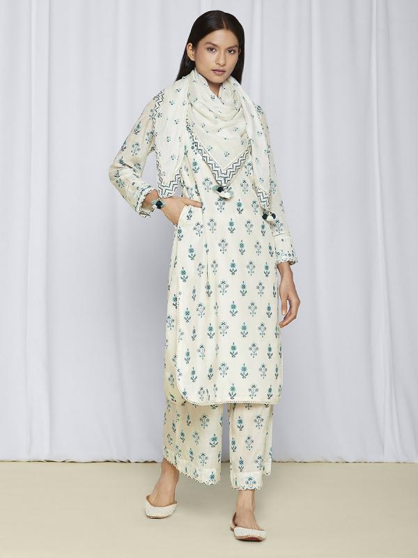 Ethnic Kurta Sets with pants