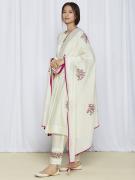 Ivory Designer Kurta Sets Online