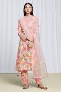 amisha-kothari-label-festive-2021-gulbagh-kurta-set-peach-2