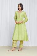 amisha-kothari-label-gulita-pista-green-kurta-set-3